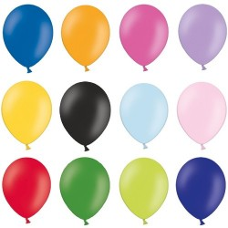 Palloncini classici diametro 30 stampa 1 colore