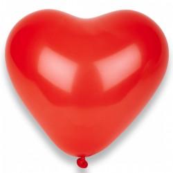 Palloncini cuore diametro 30 stampa 1 colore